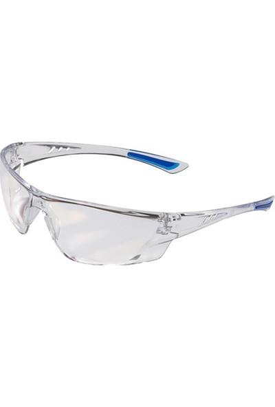 Swissone Continental İş Gözlüğü Şeffaf Vizyonplus