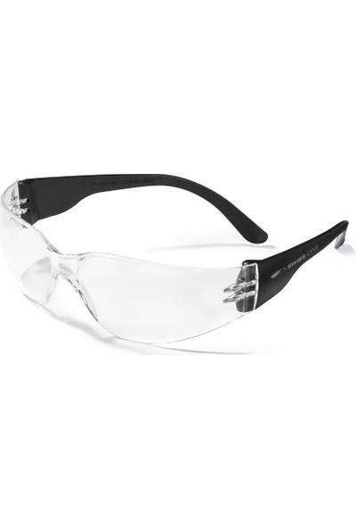 Swissone Crackerjack İş Gözlüğü Şeffaf Lens