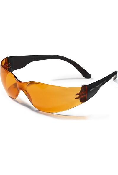 Swissone Crackerjack İş Gözlüğü Turuncu Lens