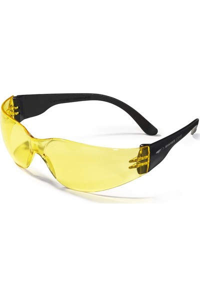 Swissone Crackerjack Sarı İş Gözlüğü
