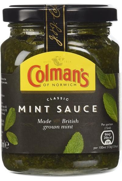 Colman's Mint Sauce 165 gr