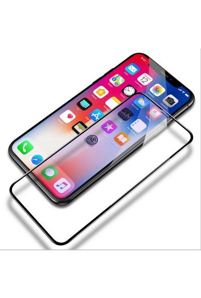 Enes Gsm Apple iPhone 11 Pro Max 6d 9d 10D Ekran Koruyucu Kırılmaz Cam