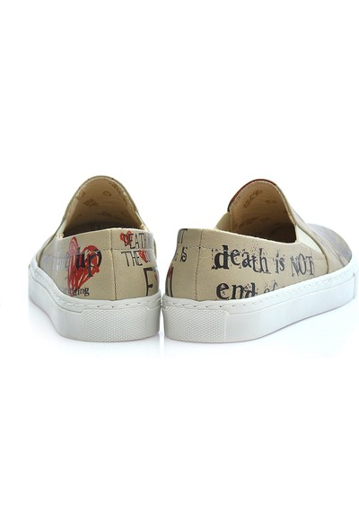 Goby VN4034 Bej Kadın Ayakkabı