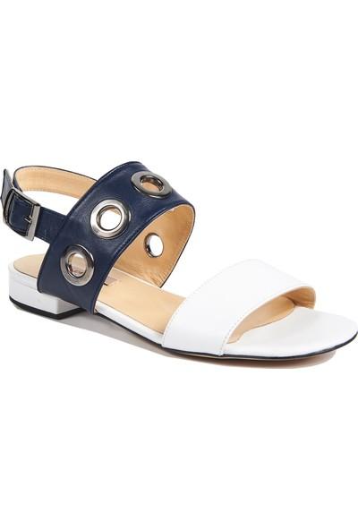 Desa Naida Kadın Deri Sandalet