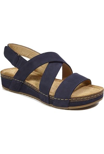 Desa Laney Kadın Deri Sandalet