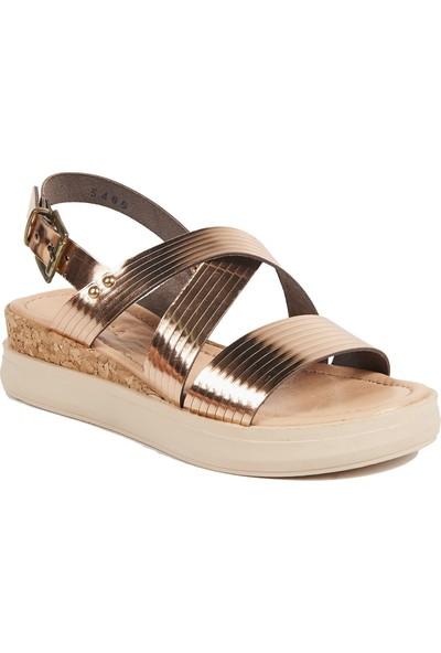 Desa Collection Kadın Deri Sandalet