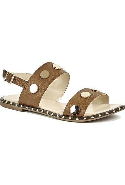 Desa Cadmus Kadın Deri Sandalet