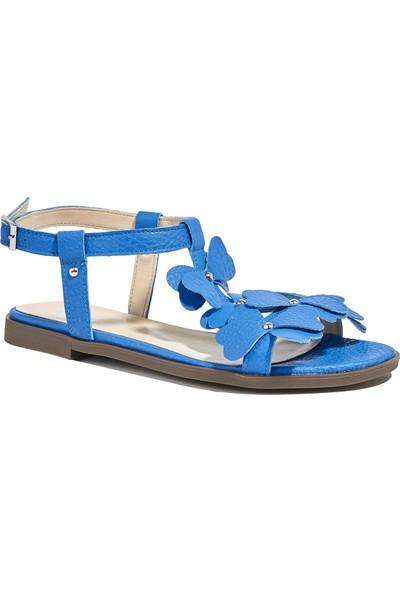 Desa Belle Kadın Deri Sandalet