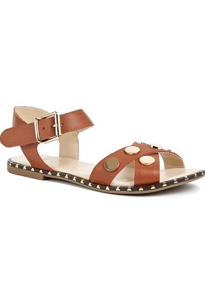 Desa Bedros Kadın Deri Sandalet