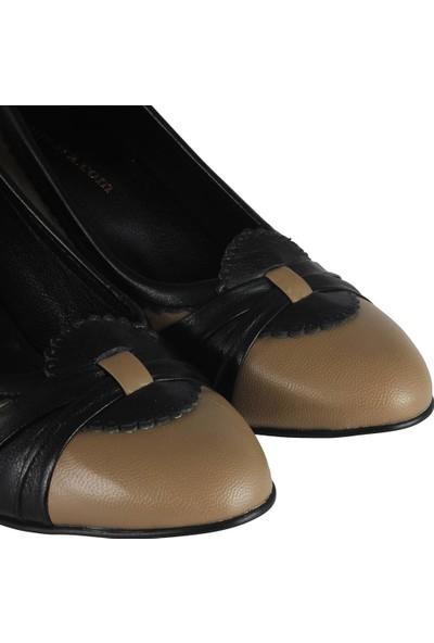 37 Numara Vizon Deri Ayakkabı 42