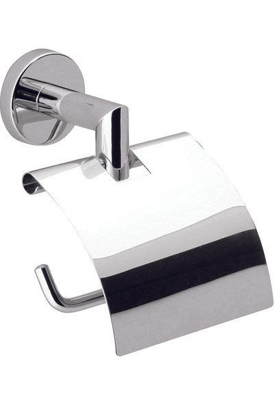 Aksesuaros Jüpiter Kapaklı Tuvalet Kağıtlığı