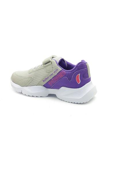 Kids World 40113 Kız Çocuk Anatomik Spor Ayakkabı 35
