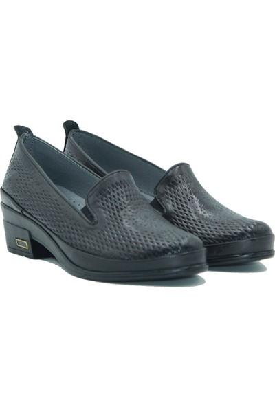 Stella Kadın Deri Ayakkabı 20260 Siyah