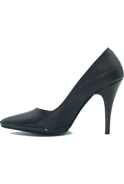 Park Moda Kadın Stiletto 01-524 Siyah