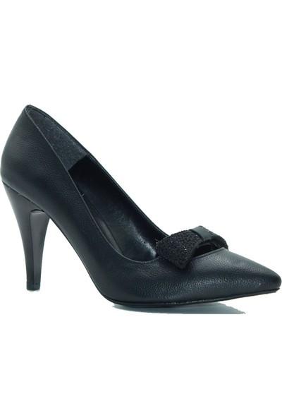 Park Moda Kadın Stiletto 168-12 Siyah