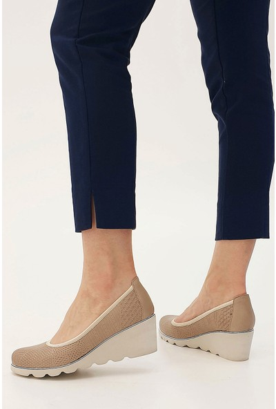 Marjin Caven Topuklu Ayakkabı
