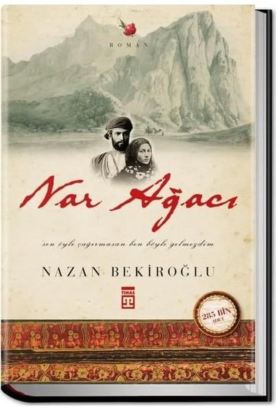 Nar Ağacı (Bez Cilt - Sert Kapak) - Nazan Bekiroğlu