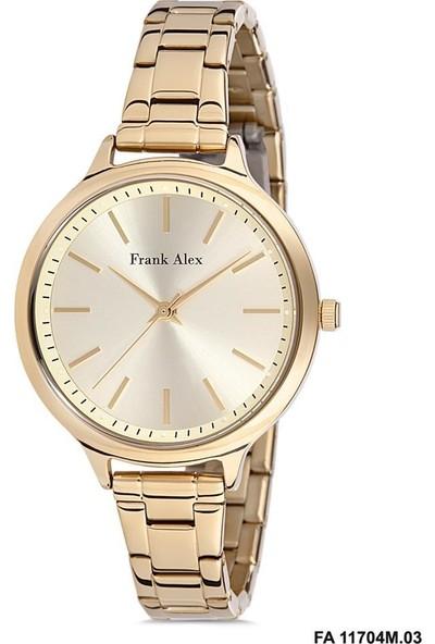 Frank Alex FA.11704M.03 Kadın Kol Saati