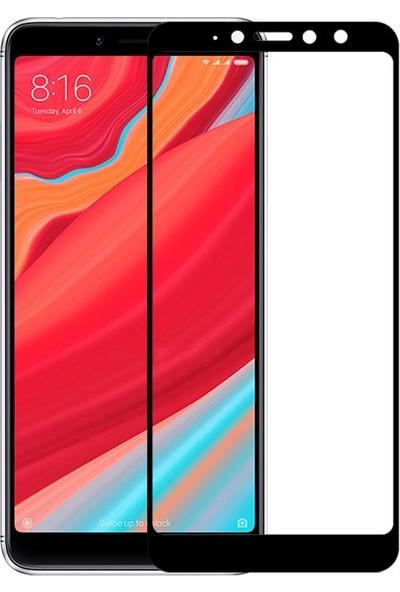Concord Xiaomi Redmi S2 Ekran Koruyucu 21D Kırılmaz Cam Tam Kaplamalı