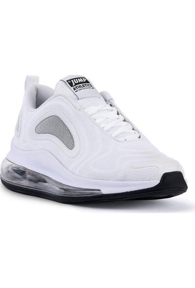Jump 24661 Air Jump Beyaz Spor Ayakkabı