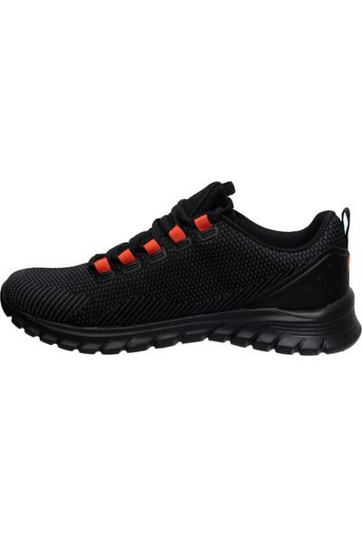 Lumberjack Siyah Sneaker Yürüyüş Spor Ayakkabı Weasley 42