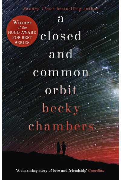A Closed and Common Orbit -Becky Chambers