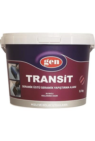 Gen Transit Seramik Üstü Seramik Yapıştırma Ajanı 10 kg