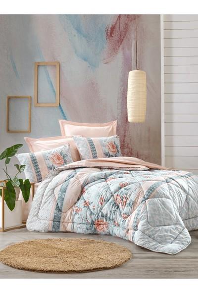 Cotton Box Tek Kişilik Uyku Seti Lilly Pembe