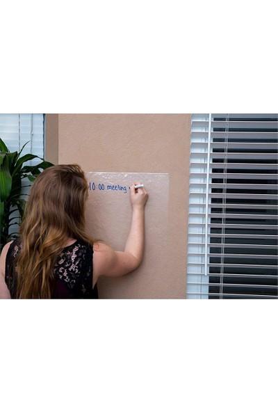 Evbuya Şeffaf Akıllı Kağıt Tahta 100 x 150 cm