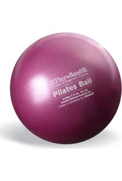 Thera-Band Pilates Topu (Pılates Ball) 18CM Kırmızı