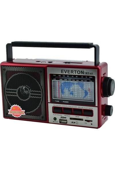 Everton Rt-41 Bluetooth USB Radyo