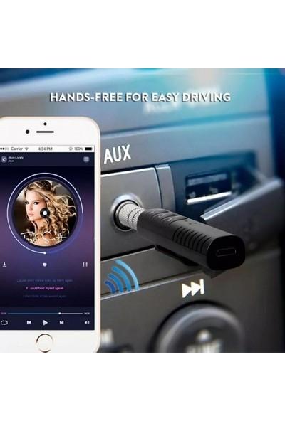 Baderis Bluetooth Aux Hands-Free Bağlantı Kiti