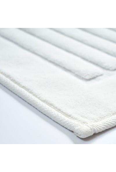 Alanur Home Mikonos Cotton 2'li Paspas Krem