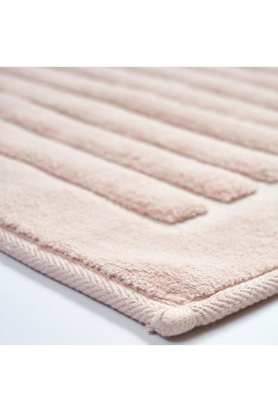 Alanur Home Mikonos Cotton 2'li Paspas Pudra