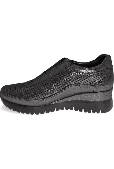Mammamia D20YA-3230 Deri Kadın Ayakkabı 40