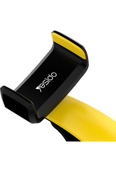 Yesido C1 Araç Içi Telefon Tutucu 360 Derece Döner Başlık