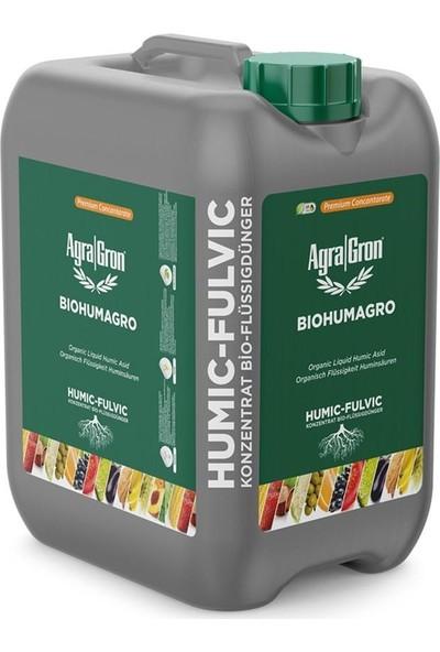 Agragron Biohumagro Humik Fülvik Asit 20 lt