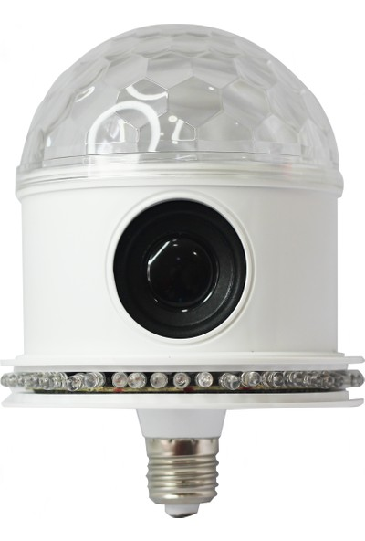 Glr Duylu LED Bluetooth Hoparlör