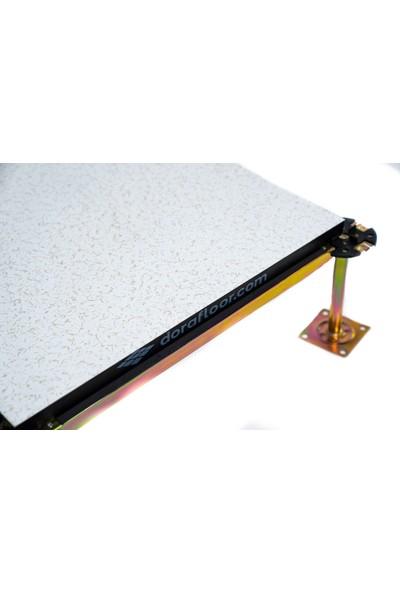 Kalsiyum Sülfat Özlü HPL Kaplama Yükseltilmiş Döşeme Panelleri – 22 adet (1Palet) Dora Floor