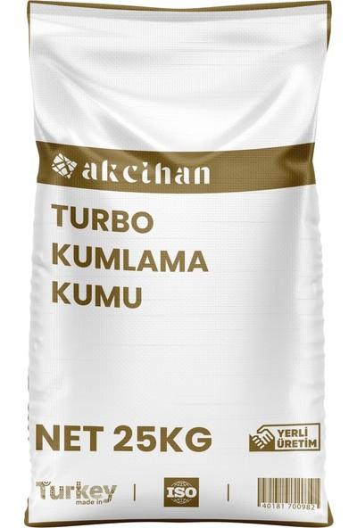 Akcihan Turbo Kumlama Kumu 25 kg