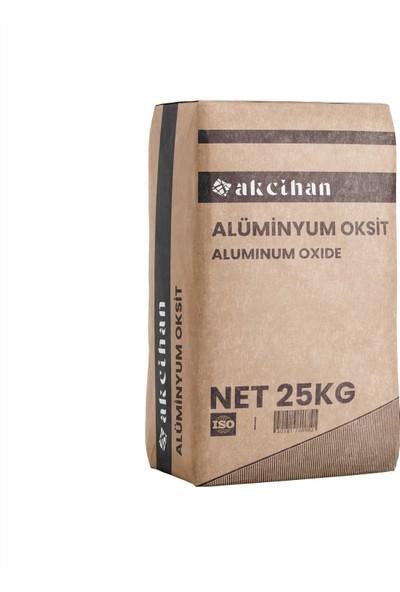 Akcihan Beyaz Alüminyum Oksit Wfa 60 25 kg