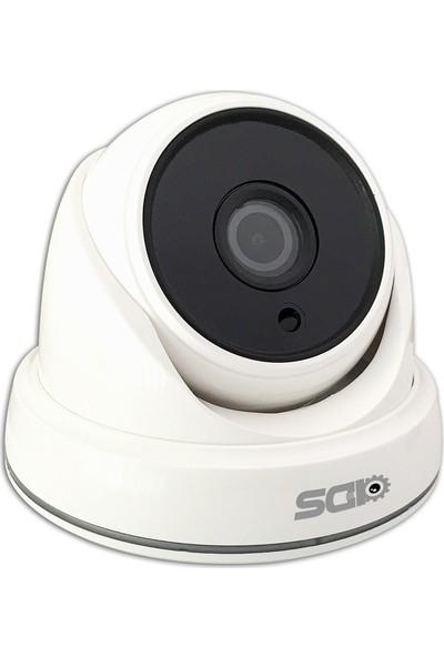 Ids - 5mp Lensli 1080P 36 LED Ahd Gece Görüşlü Fullhd Güvenlik Kamerası