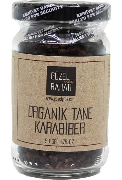 Güzel Gıda Tane Kara Biber 50 gr