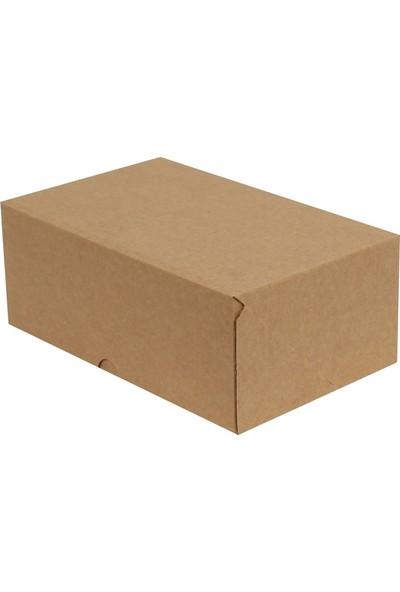 Kolici Kraft E-Ticaret Kargo Kutusu 25 x 20 x 10 cm 25'li