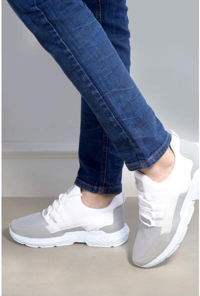 Hammer Jack Fernando 568 1000-M Erkek Ayakkabı Beyaz