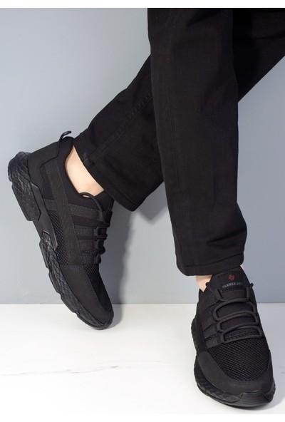 Hammer Jack Fernando 568 1000-M Erkek Ayakkabı Siyah