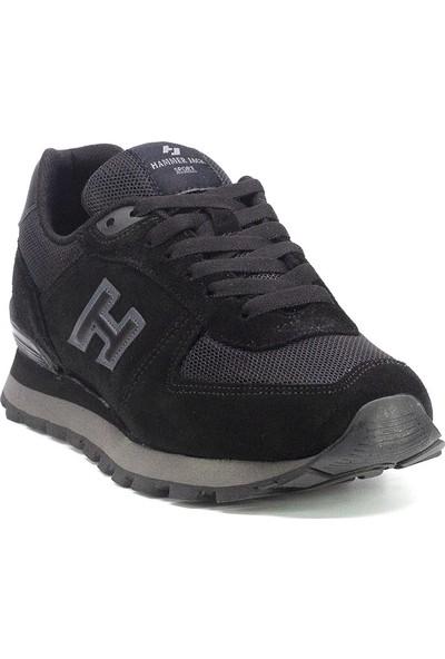 Hammer Jack Peru 102 19250-G Kadın Ayakkabı Siyah