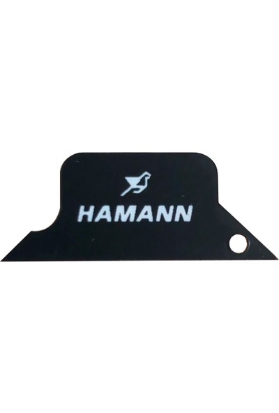 Bmw Depo Bmw E36 Gösterge İçi Hamann Logo Siyah