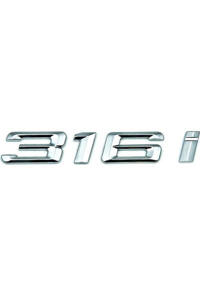 Bmw Depo Bmw 316I 3D Logo