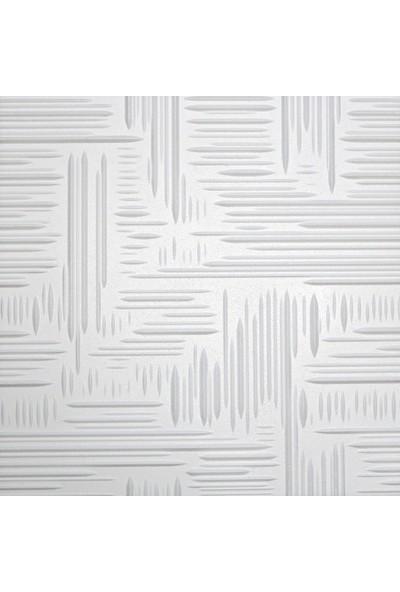 Stikwall Dekoratif Strafor Tavan Kaplama Paneli 8'li Paket - Pt-04